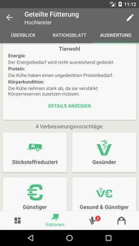 fodjan – Mobile Feeding Management for Dairy Cows screenshot 1