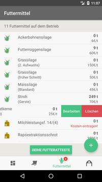 fodjan – Mobile Feeding Management for Dairy Cows screenshot 5