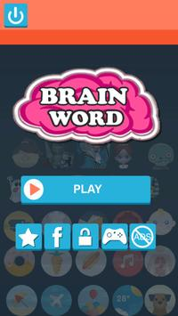 Brain Word Search apk screenshot