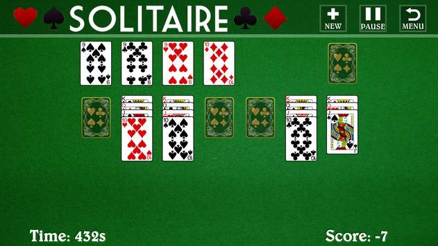 Solitaire: Card Game screenshot 1