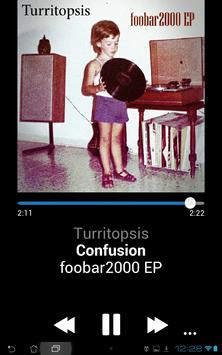 foobar2000 apk screenshot
