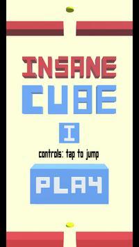 Insane Cube poster
