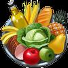 Calories in food-icoon