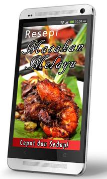 Resepi Masakan Melayu poster