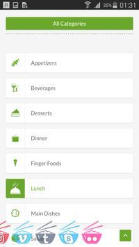 Food Tastr screenshot 2