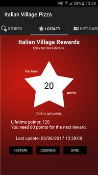 Italian Village Pizza apk screenshot