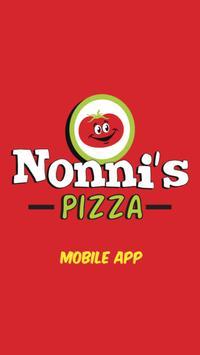 Nonni's Pizza poster