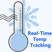 Real-Time Temperature Tracking icon