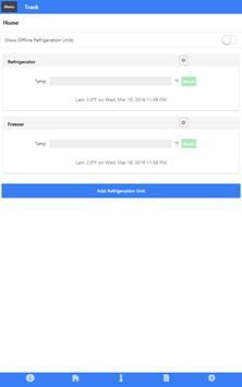 Real-Time Temperature Tracking apk screenshot