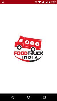 Food Truck India Vendor poster