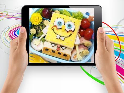 Food Unique Design screenshot 4