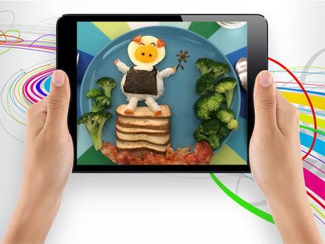 Food Unique Design screenshot 2
