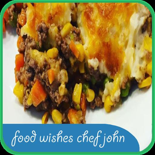 Food Wishes Chef John For Android Apk Download