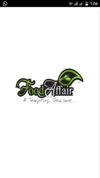Food Affair poster