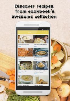 soup recipes screenshot 1