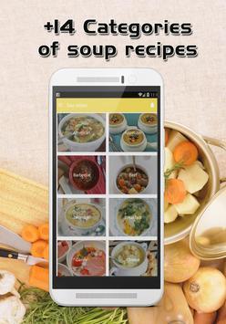 soup recipes screenshot 2