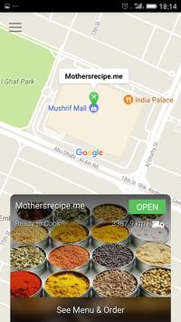 Mothersrecipe.me screenshot 1