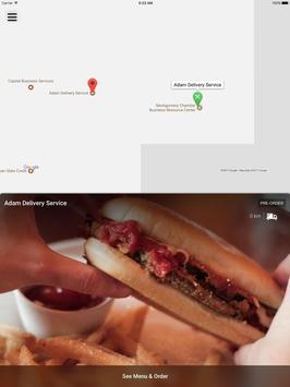 Adam Delivery apk screenshot