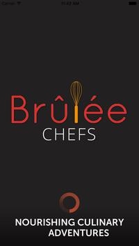 Brulee Chefs poster