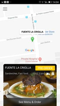 Fuente la Criolla screenshot 1