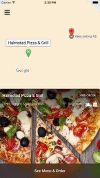 Halmstad Pizza & Grill screenshot 1