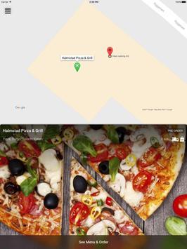 Halmstad Pizza & Grill screenshot 4