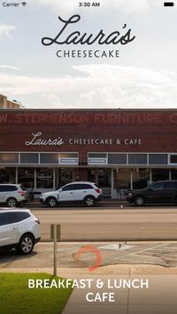 Laura's Cheesecake poster