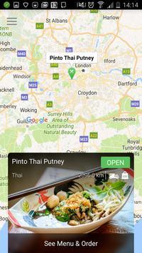 Pinto Thai Putney Restaurant screenshot 1