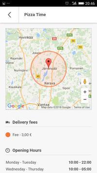 Pizza Time Järvenpää screenshot 3