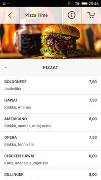Pizza Time Järvenpää screenshot 2