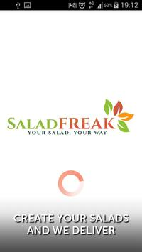 Salad Freak! poster