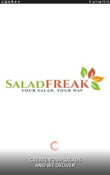 Salad Freak! apk screenshot