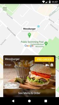 Wessburger screenshot 1