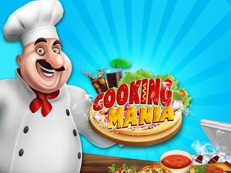 Cooking Mania Fun Food Maker poster