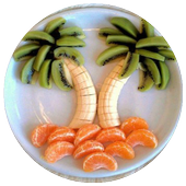 Food Decoration Ideas icon