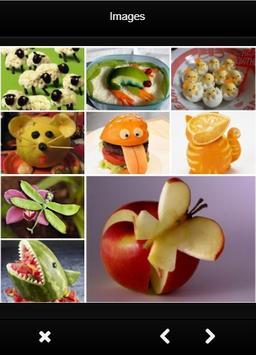 Food Decoration Ideas poster