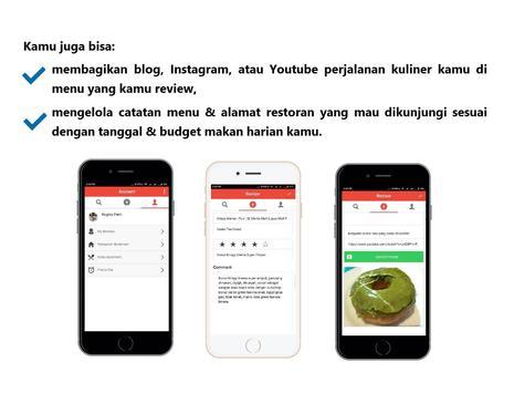 Foodierate screenshot 5
