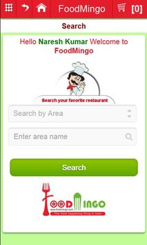 FoodMingo screenshot 1