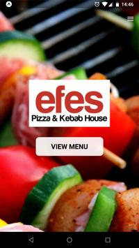 Efes Kebab Skellow poster