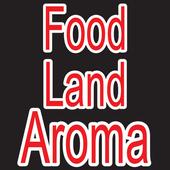 Food Land Aroma icon