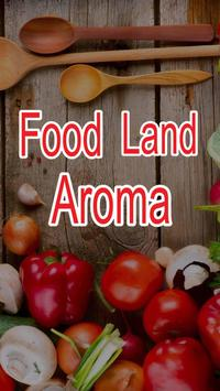 Food Land Aroma poster