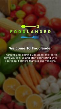 Foodlander poster