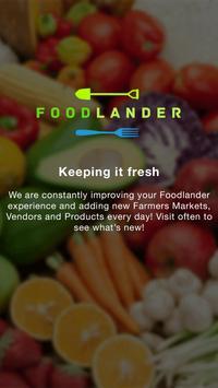 Foodlander screenshot 2
