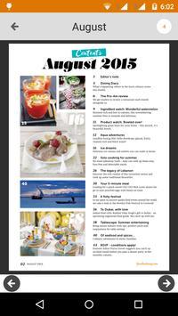 Your Food Mag apk screenshot