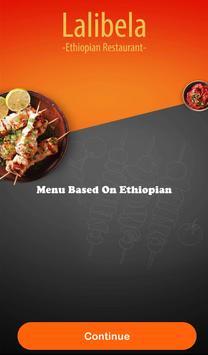 Lalibela Ethiopian Restaurant Toronto poster