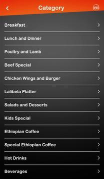 Lalibela Ethiopian Restaurant Toronto screenshot 2