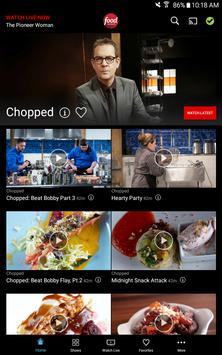 Food network apk download free entertainment app for android food network apk screenshot forumfinder Image collections