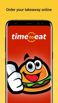Time To Eat poster