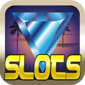 Slot machine - Food & Vegas icon