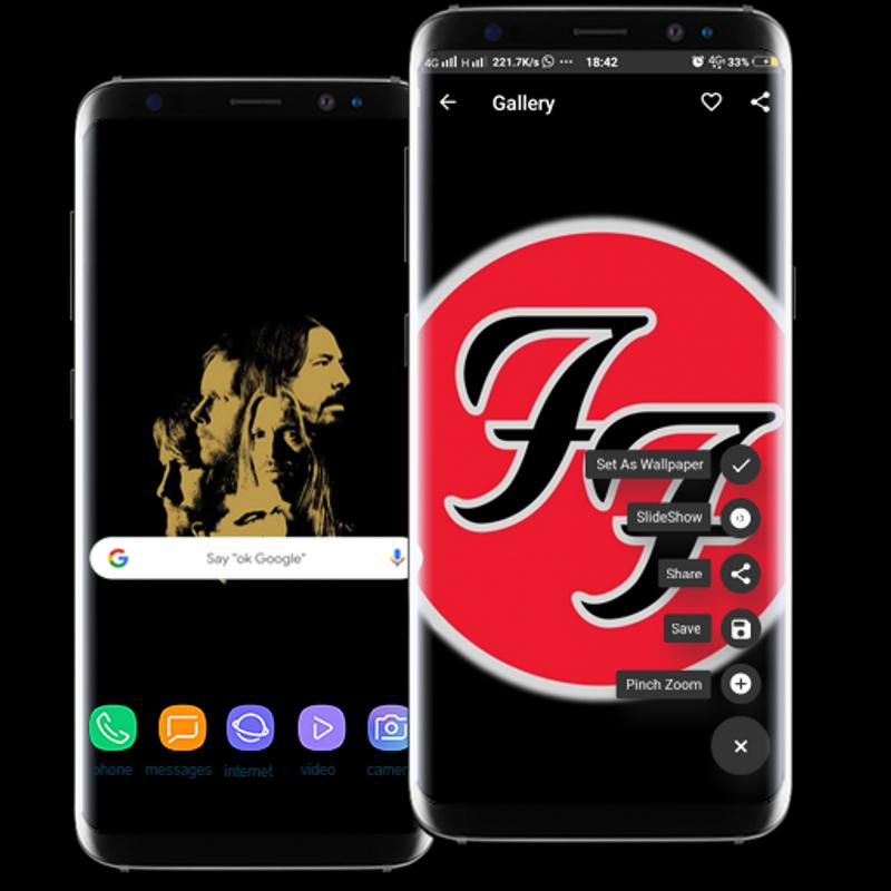 Foo Fighters Wallpapers Hd For Android Apk Download